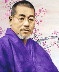 Dr. Usui founder of Reiki
